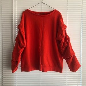 Zara Pullover Sweater Oversized